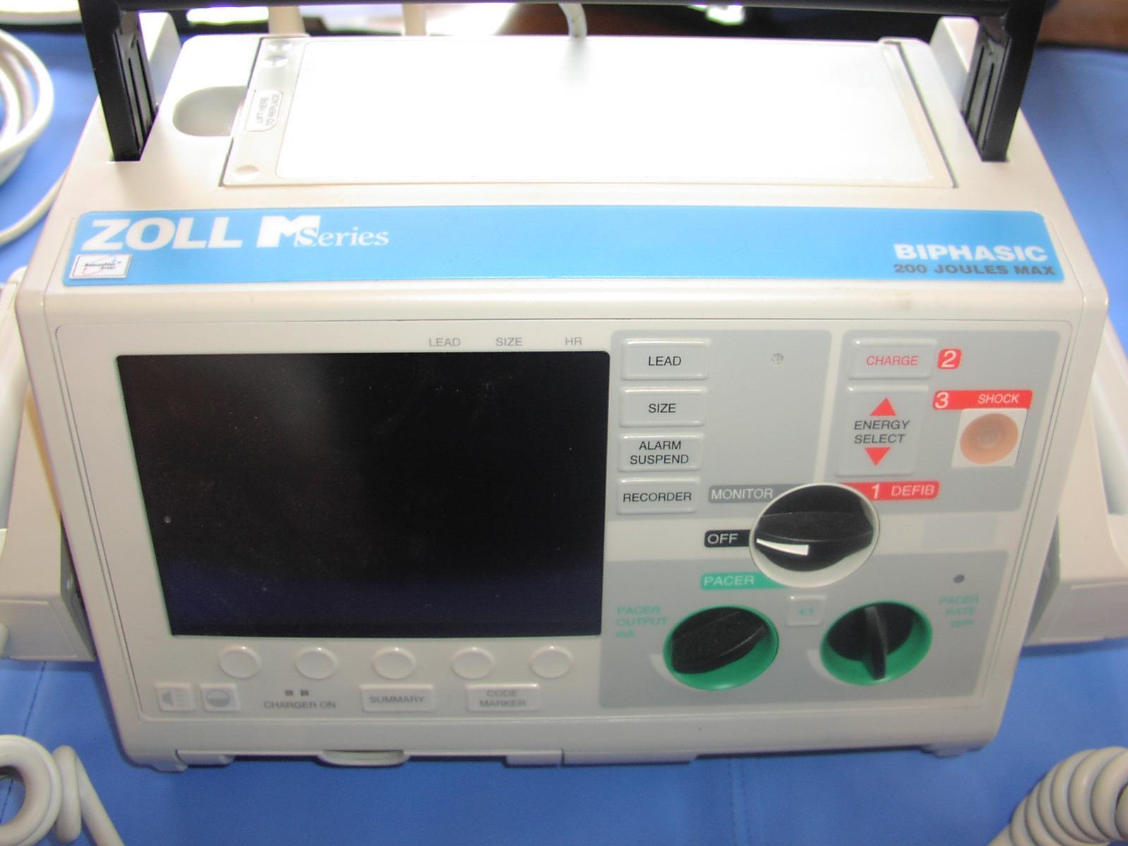 الکتروشوک مدل zoll-الکتروشوک-کار با الکتروشوک zoll