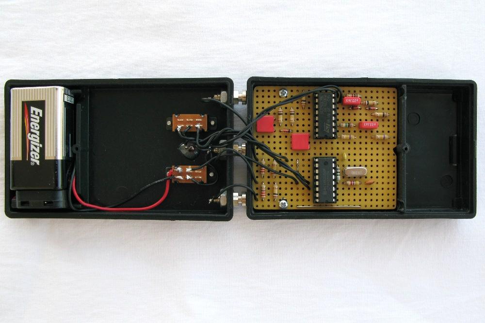 آموزش طراحی وساخت شبیه ساز ECG-www.iranianbme.com