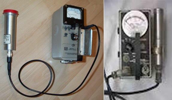 The Geiger Muller detector-آشکارساز گایگرمولر-سنجش میزان آلودگی رادیواکتیو-پزشکی هسته ای-مهندسی پزشکی-www.iranianbme.com