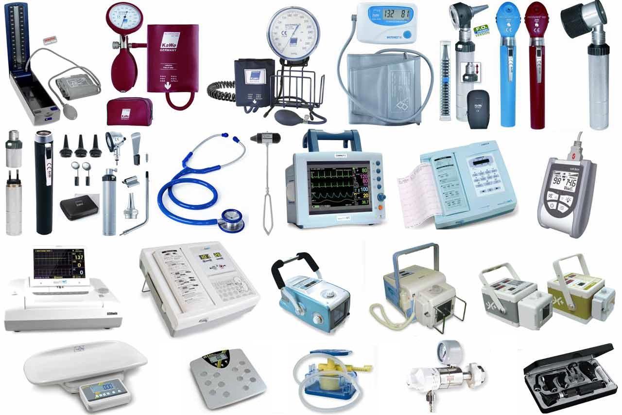 دستگاههای اندازه گیری تجهیزات پزشکی-مهندسی پزشکی